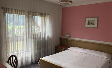 Hotel VILLA JOLANDA_dvoulůžkový pokoj