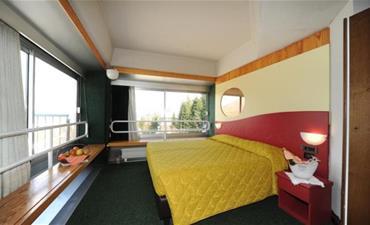 Hotel SOLARIA_dvoulůžkový pokoj s 1 přistýlkou