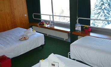 Hotel SOLARIA_dvoulůžkový pokoj s 2 přistýlkami