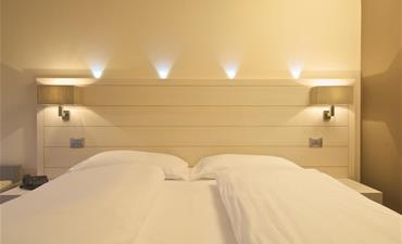 Hotel LE BLANC_dvoulůžkový pokoj
