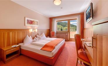 Hotel GALLHAUS_dvoulůžkový pokoj ALPENROSE