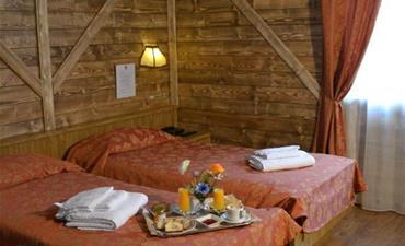 Hotel RODODENDRO_jednolůžkový pokoj single
