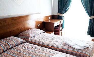 Hotel SPLENDID_dvoulůžkový pokoj