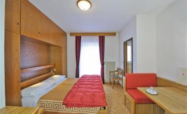 Hotel CRISTALLO_jednolůžkový pokoj single