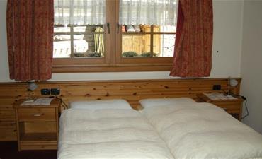 Hotel Garni BAITA CECILIA_dvoulůžkový pokoj s 1 přistýlkou