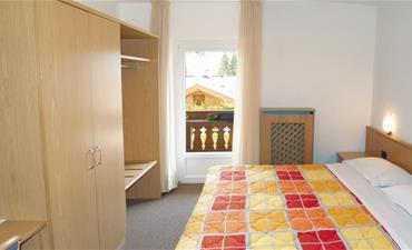 Hotel AIDA_dvoulůžkový pokoj