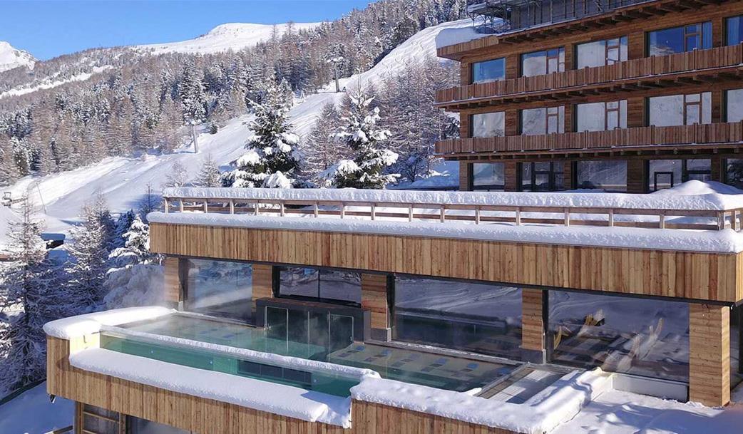 Hotel ALPEN RESORT BIVIO - vlastní doprava