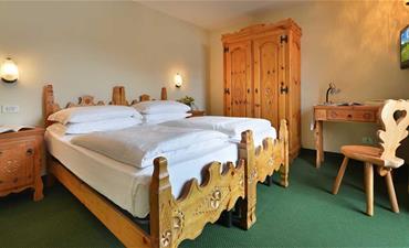FREE SKI Hotel LOREDANA_dvoulůžkový pokoj