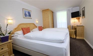 Hotel EVALDO_dvoulůžkový pokoj