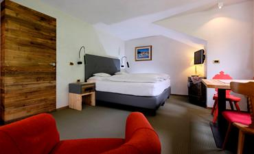Hotel EVALDO_dvoulůžkový pokoj s 1 přistýlkou SUPERIOR