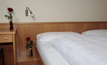 Hotel ALPINO PLAN_jednolůžkový pokoj single