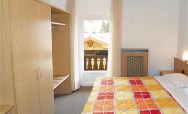 Hotel AIDA_jednolůžkový pokoj single